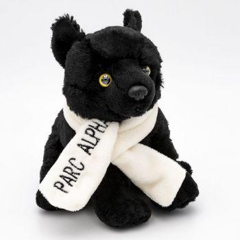 Loup noir  & Echarpe Alpha