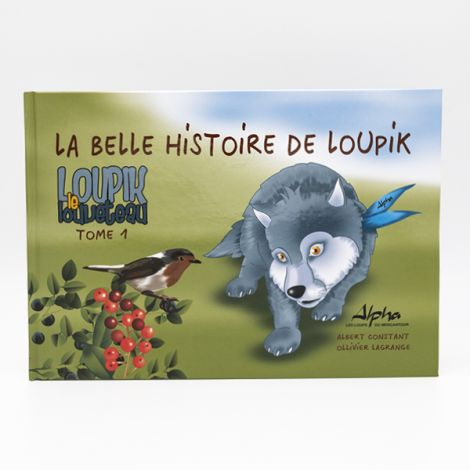 La belle histoire de Loupik