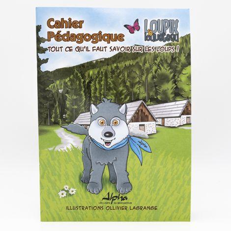 Cahier pédagogique Loupik du Parc Alpha