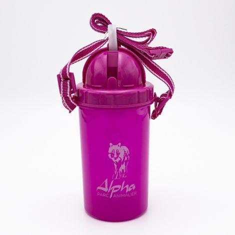 """Gourde Alpha """" coral rose """""""