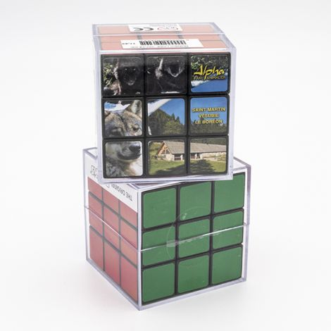 "Rubik's cube ""Vacheries Alpha"""