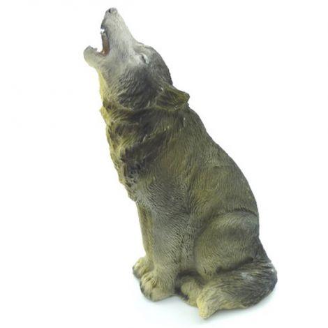 Tirelire loup